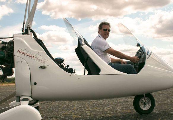 Pilot Jürgen Skupien (powerjuergen.com)