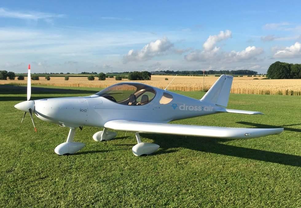 Ultraleichtflugzeug Roko NG6 für einen Gast