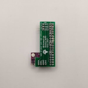 assembled plug & play ready sensor boards mount for Stratux FLARM AHRS MPU9250, MPU9255, GY-BMP280, forward direction