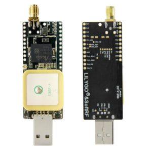 SoftRF TTGO T-Motion 868Mhz to transmit FLARM and OGN