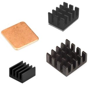 Passive Heatsink for Stratux Flarm (Raspberry PI)