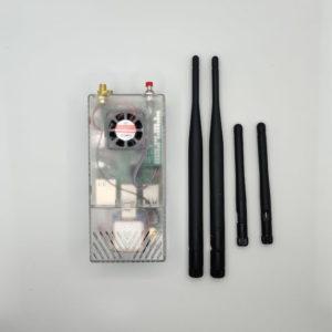 Stratux with AHRS + Pressure Sensor + ADS-B + FLARM