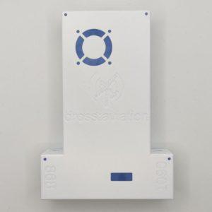 original 3D printed case for Stratux 3