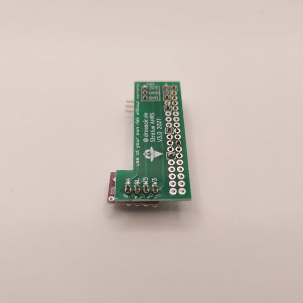 Stratux V3.0 Sensor Board Mount with BMP280 Pressure Altitude Sensor
